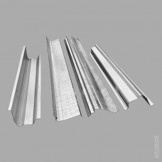 Пороги Chrysler Grand Voyager 4 (составные, 1.2 мм)