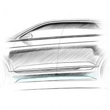 Пороги Ford Escort 6